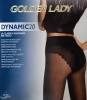 Golden Lady Колготы Dinamic 20 3 nero